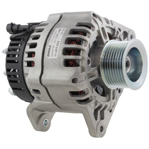 Mahle Alternator 12v 120 amp w 8 Groove For New Holland IA1224 MG286