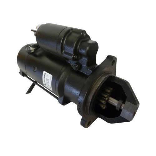 Letrika Starter For JCB Roller VTM860 IS1105 MS84