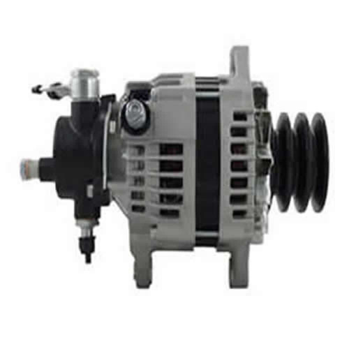 Chevrolet and GMC Truck Alternator w pump w 4HKl 5 2l 12536