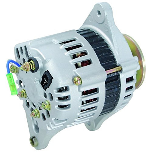 Yanmar Engin 4tne88 Alternator 12112