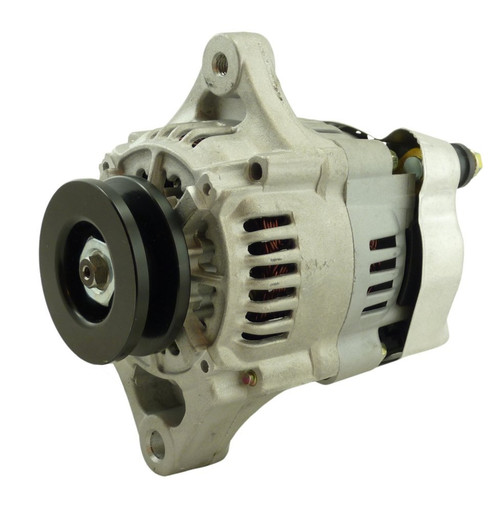 Kubota Excavator KX61 KX91 W/Kubota Replacement Alternator 12179