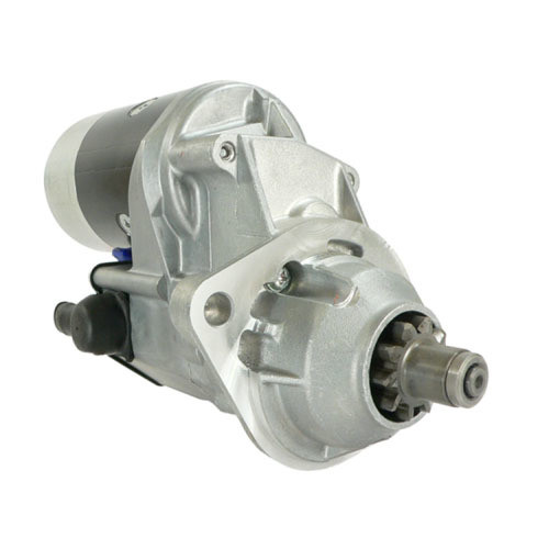 Dnl Starter For Cummins QSB 12V 10T Repl. 19104