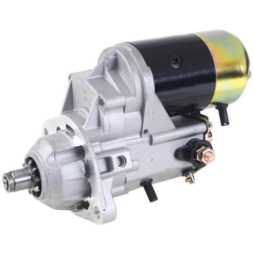 Komatsu Wheel Loader DNL Starter WA180 w/cummins 24v 10t  18402