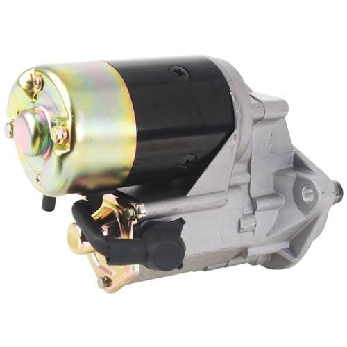 Komatsu Wheel Loader DNL Starter WA250 w/cummins 24v 10t 18402