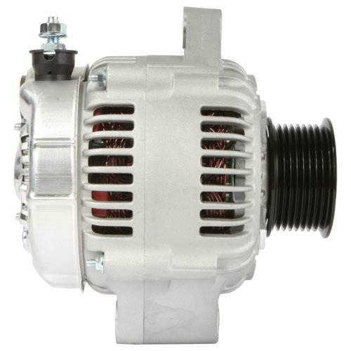 John Deere Farm Tractors 7210 Replace Alternator 12v 120A 12194
