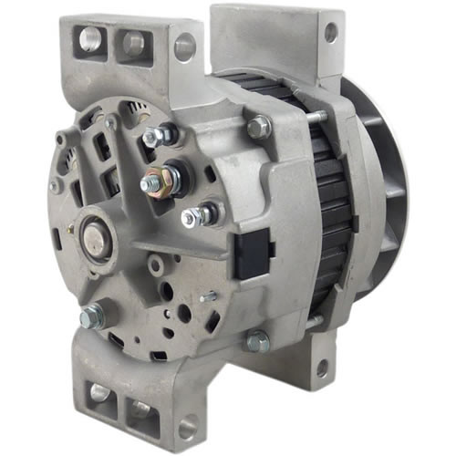 22 SI 12v 160 Amp Pad Mount Delco Remy Alternator 19020889