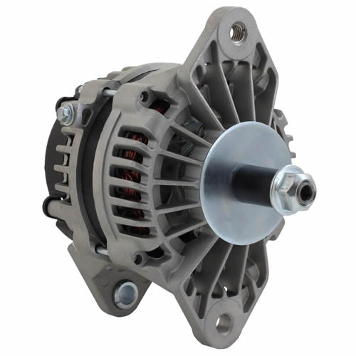 Delco Alternator 12V 28 SI 200 J 180 Mount 8600313