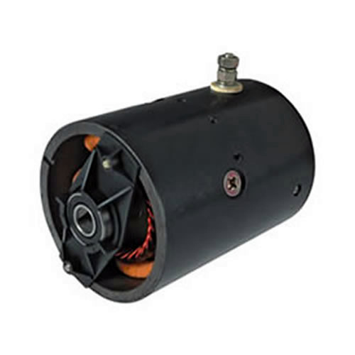 Hydraulic liftgate motor 12v CCW slotted Shaft 6119