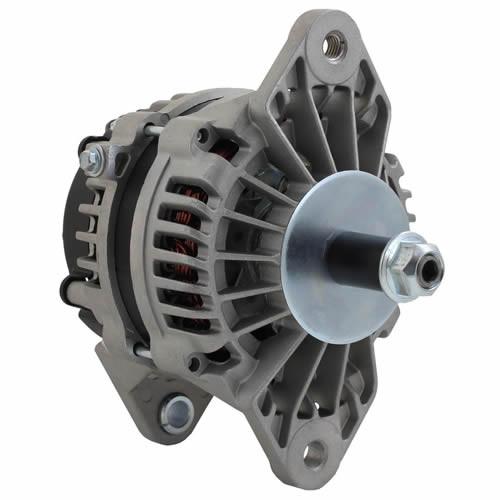 Ford F750 DNL Alternator 12V  200 J 180 Mount 8743
