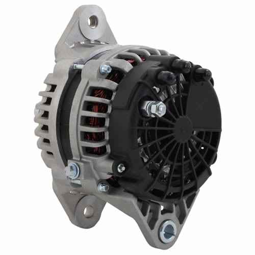 Ford F650 DNL Alternator 12V  200 J 180 Mount 8743