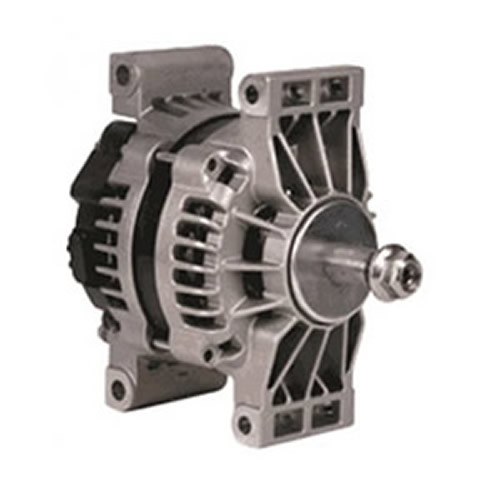 Volvo Delco Alternator 28 SI 200 Amp Pad Mount 8600314