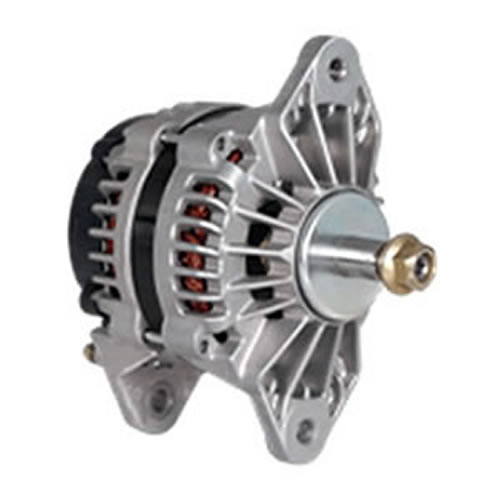 International Delco Alternator 8600310