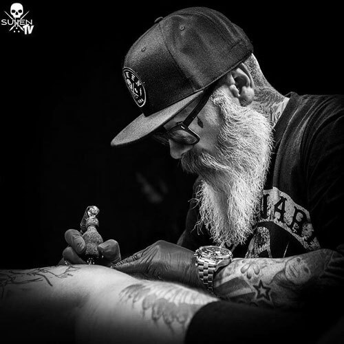 Tattoo Ink Artist in the USA