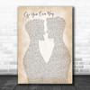 Fleetwood Mac Go Your Own Way Two Men Gay Couple Wedding Song Lyric Art Print