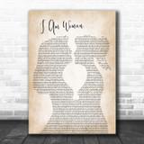 Helen Reddy I Am Woman Lesbian Women Gay Brides Couple Wedding Song Lyric Art Print