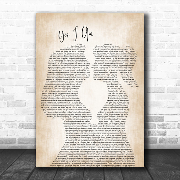 Melissa Etheridge Yes I Am Lesbian Women Gay Brides Couple Wedding Song Lyric Music Art Print