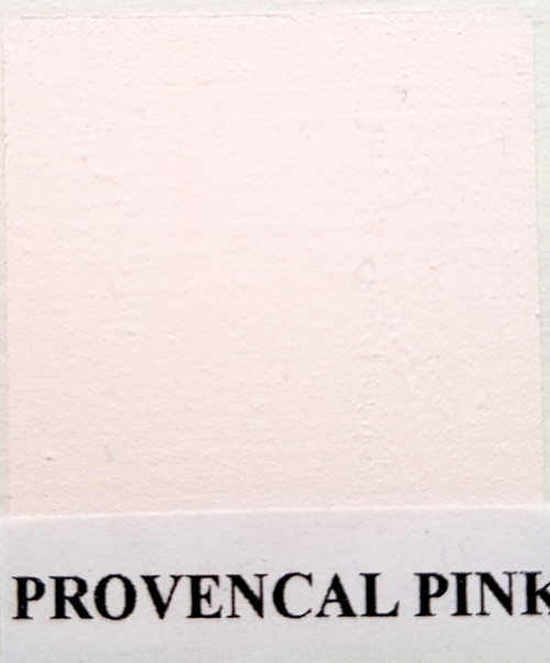 Chalk  Paint Shabby Colors are chalky to touch with excellent washing and abrasion resistance -  200ml PROVENCAL PINK