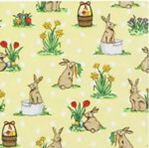 4 Lunch Paper Napkins for Decoupage Party Table Craft Vintage, Hares, Little Rabbits