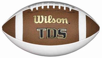 WILSON TDS AUTOGRAPH FOOTBALL