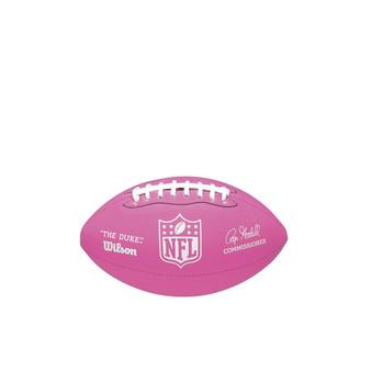 NFL MINI PINK FOOTBALL