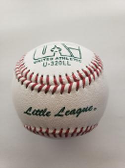 UNITED ATHLETIC LITTLE LEAGUE LEATHER BASEBALL