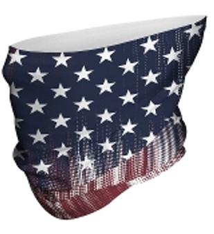 USA YOUTH FLAG GAITER
