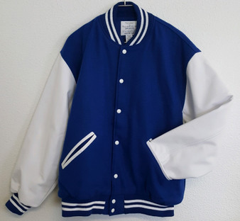 FOUNTAIN FORT CARSON MENS LETTER JACKET