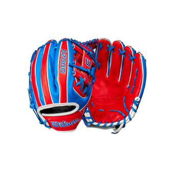 """WILSON 2021 A2000 1786 PUERTO RICO 11.5"""" INFIELD LIMITED EDITION"""
