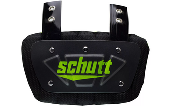 SCHUTT YOUTH VENTILATED FB BACK PLATE
