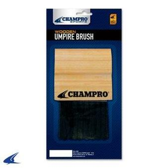 CHAMPRO WOODEN UMPIRE BRUSH
