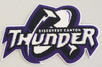 DISCOVERY CANYON HIGH SCHOOL MASCOT PATCH