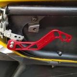 ZRP Can-Am X3 Door Handles, Billet Red 500113-R