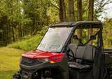 SuperATV Polaris Ranger XP 1000 Scratch Resistant Vented Full Windshield WS-P-RAN1K-V-70#RT