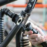 Rugged Radios Magnetic Quick-Release for Helmet Air Pumper MAC-XC