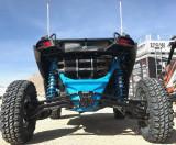 ZRP Can-Am X3 Radius Rods, Billet High Clearance 72 Black 500038