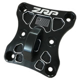 ZRP Can-Am X3 Radius Rod Plate Black D-Ring 500004