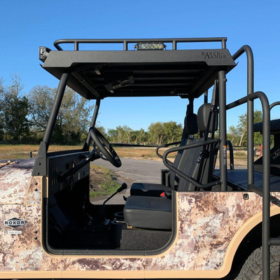 Texas Outdoors Ranch Armor Metal Roof, Mahindra Roxor MR11