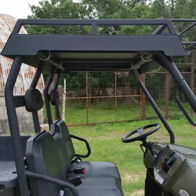 Texas Outdoors Ranch Armor Metal Roof, Polaris Ranger Full-Size Single Cab Pipe Frame 08-20 PR71