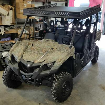 Texas Outdoors Ranch Armor Metal Roof, Yamaha Viking 6 YR11