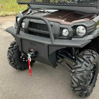 Texas Outdoors Ranch Armor Front Bumper, Kawasaki Mule Pro KB1