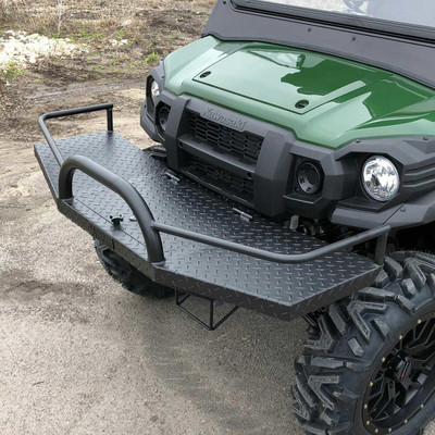 Texas Outdoors Ranch Armor Feeder and Cargo Bumper, Kawasaki Mule Pro KB13