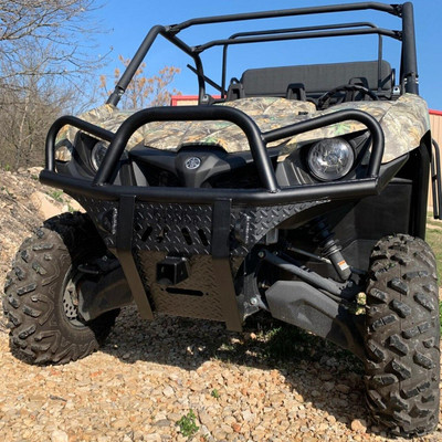 Texas Outdoors Ranch Armor Front Bumper, Yamaha Viking YB11