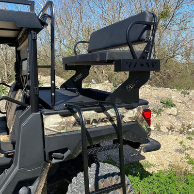Texas Outdoors Ranch Armor Quick Connect High Seat, Polaris Ranger PS21