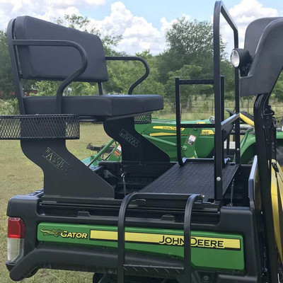Texas Outdoors Ranch Armor Quick Connect High Seat, John Deere XUV JH11