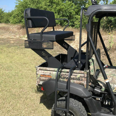 Texas Outdoors Ranch Armor Quick Connect High Seat, Kawasaki Mule 3010/4010 KS11