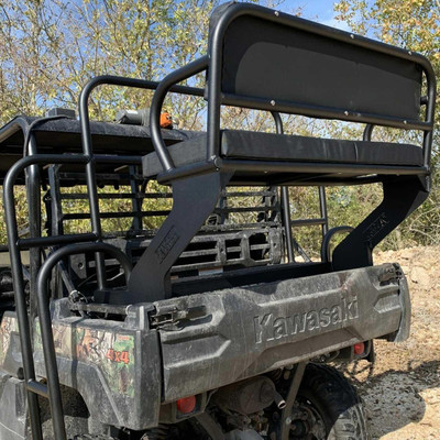 Texas Outdoors Ranch Armor Aluminum High Seat, Kawasaki Mule Pro FXT KS21