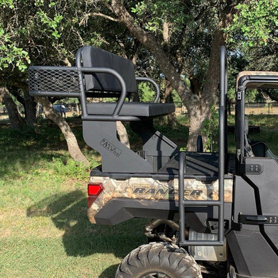 Texas Outdoors Ranch Armor Aluminum Quick Connect High Seat, Polaris Ranger PS41
