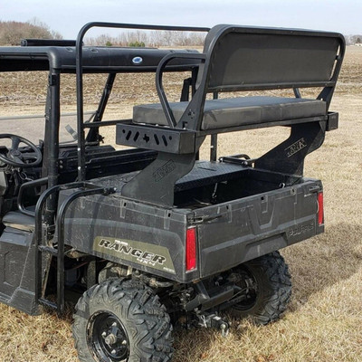 Texas Outdoors Ranch Armor Quick Connect High Seat, Polaris Ranger Mid-Size PS11