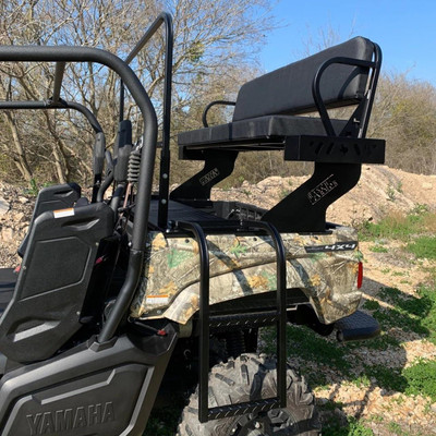 Texas Outdoors Ranch Armor High Seat, Yamaha Viking YH1