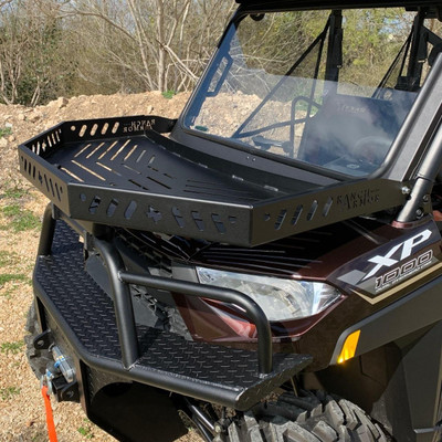 Texas Outdoors Ranch Armor Front Hood Basket, Polaris Ranger PA11